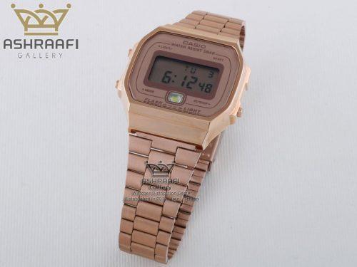 فروش ساعت های کپی نوستالژی Casio A168WE