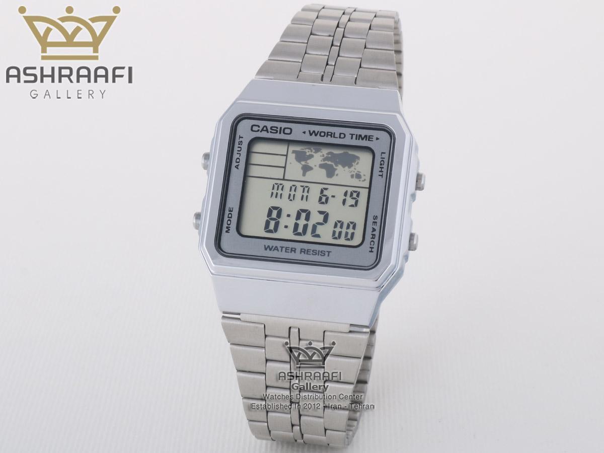 خرید ساعت های کپی Casio A500W