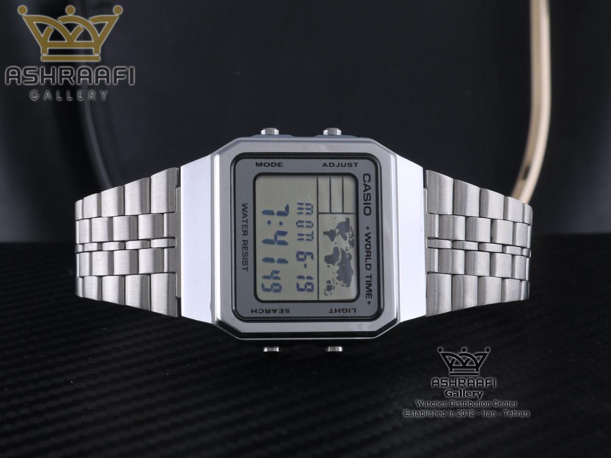 قیمت ساعت Casio A500W