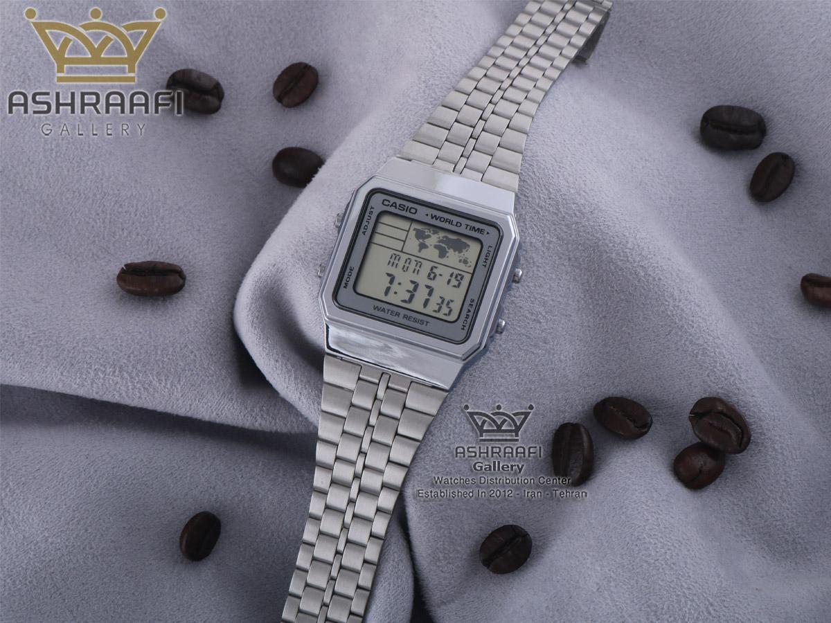 قیمت کاسیو نوستالژی Casio A500W