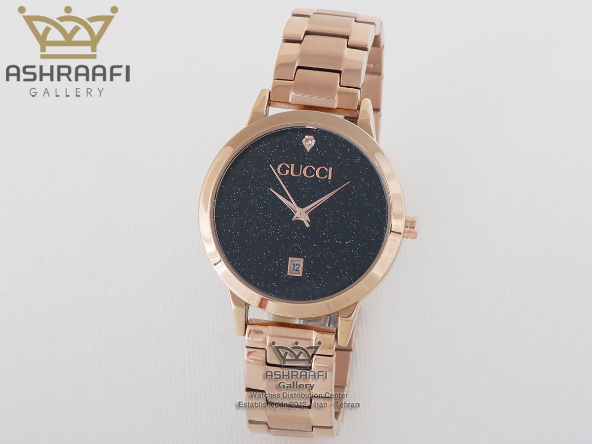 ساعت گوچی ساده زنانه Gucci 199601
