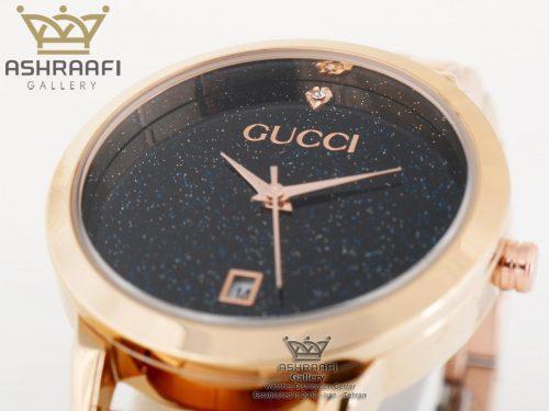 ساعت گوچی صفحه اکلیلی Gucci 199601