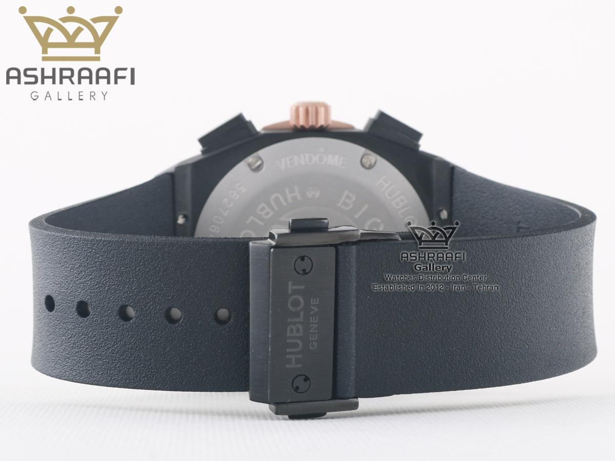 قفل اصلی ساعت هوبلو روی ساعت های کپی Hublot Orlinski BBR1