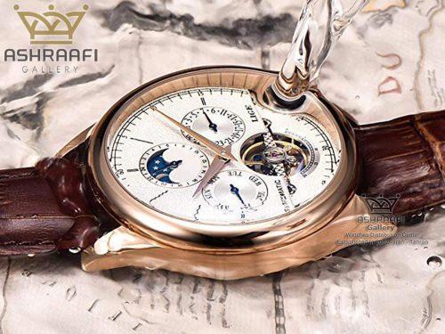 فروش ساعت لیگ موتور پیدا با نمایش ماه و ستاره