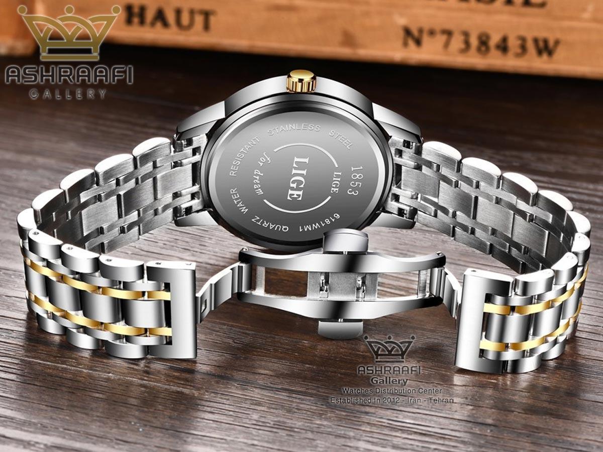 قفل ساعت لیگ مدل Lige 9850
