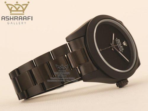 ساعت رولکس میلگاس صفحه مشکی ROLEX Milgauss K2