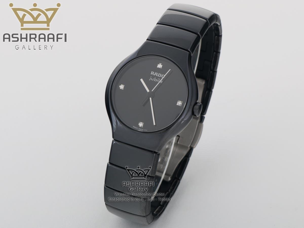 فروش ساعت اورجینال زنانه دست دوم Rado 318.0855.3
