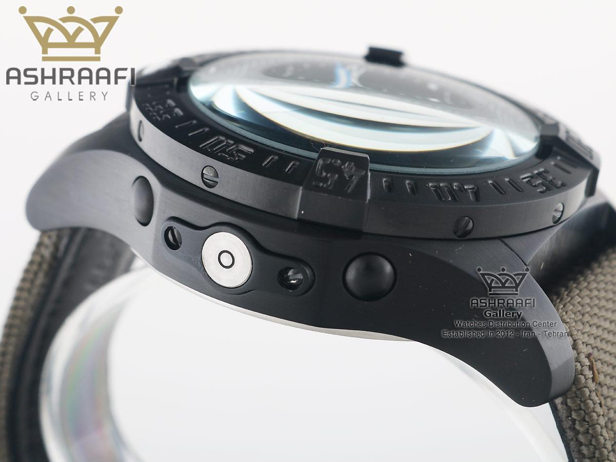 ساعت دیجیتال و آنالوگ Breitling Exospace B55
