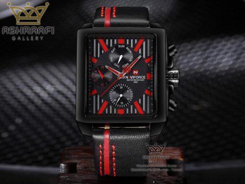 خرید ساعت مستطیل Naviforce NF9111M