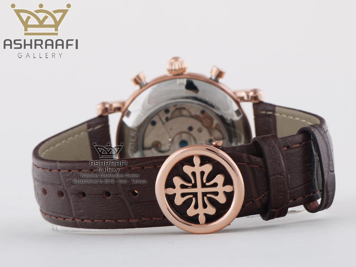 قیمت ساعت فیک با کیفیت پتک PATEK PHILIPPE P83000W