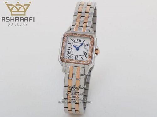 ساعت زنانه کاریتر مدل پنتر Cartier Panthere 64X