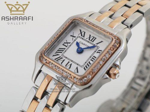 فروش ساعت نگین دار کارتیه پنتر Cartier Panthere 64X
