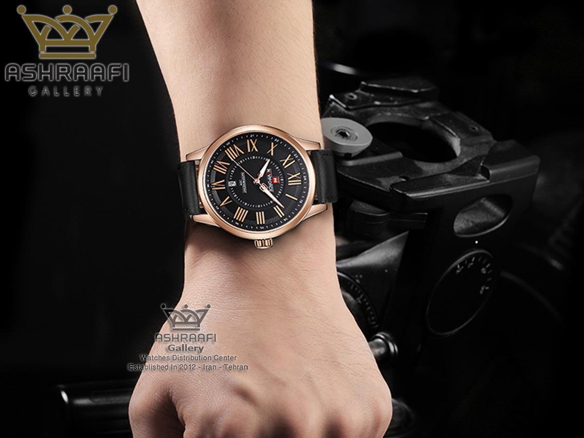 ساعت اصلی Naviforce NF9126M