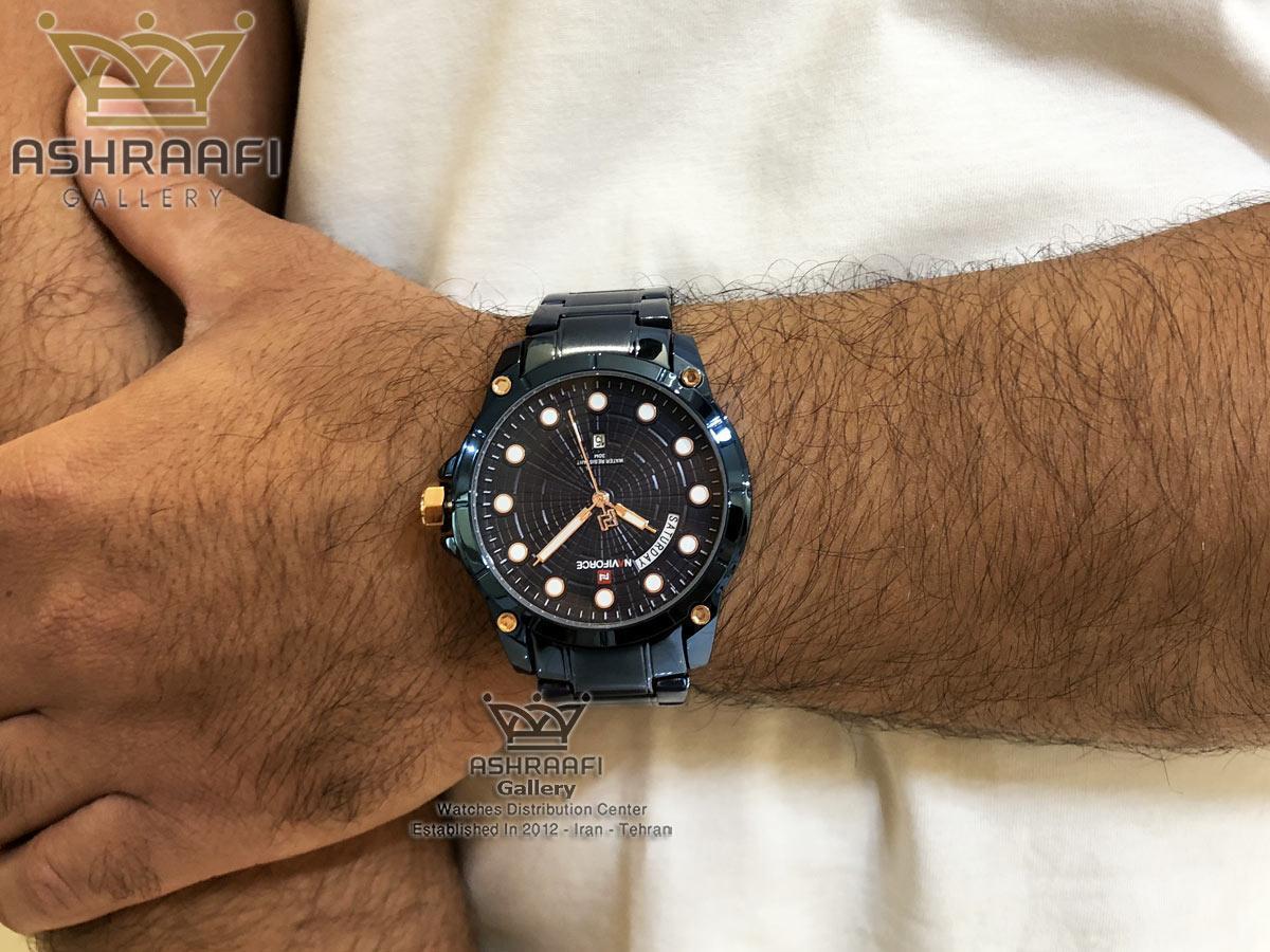 فروش ساعت اورجینال ناوی فورس Naviforce NF9152M