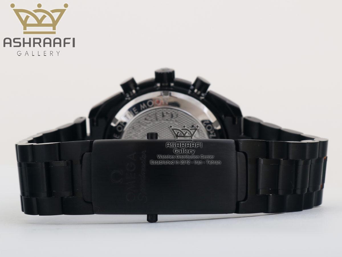 قفل ضامندار ساعت اسپید مستر امگا رپلیکا Omega Speedmaster Si40