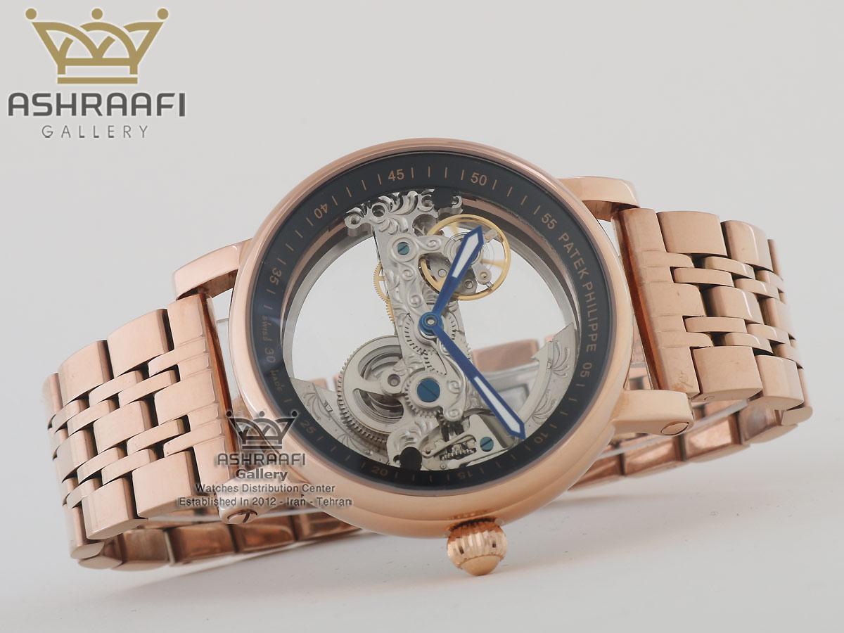 فروش ساعت پتک فیلیپ PATEK PHILIPPE P0505