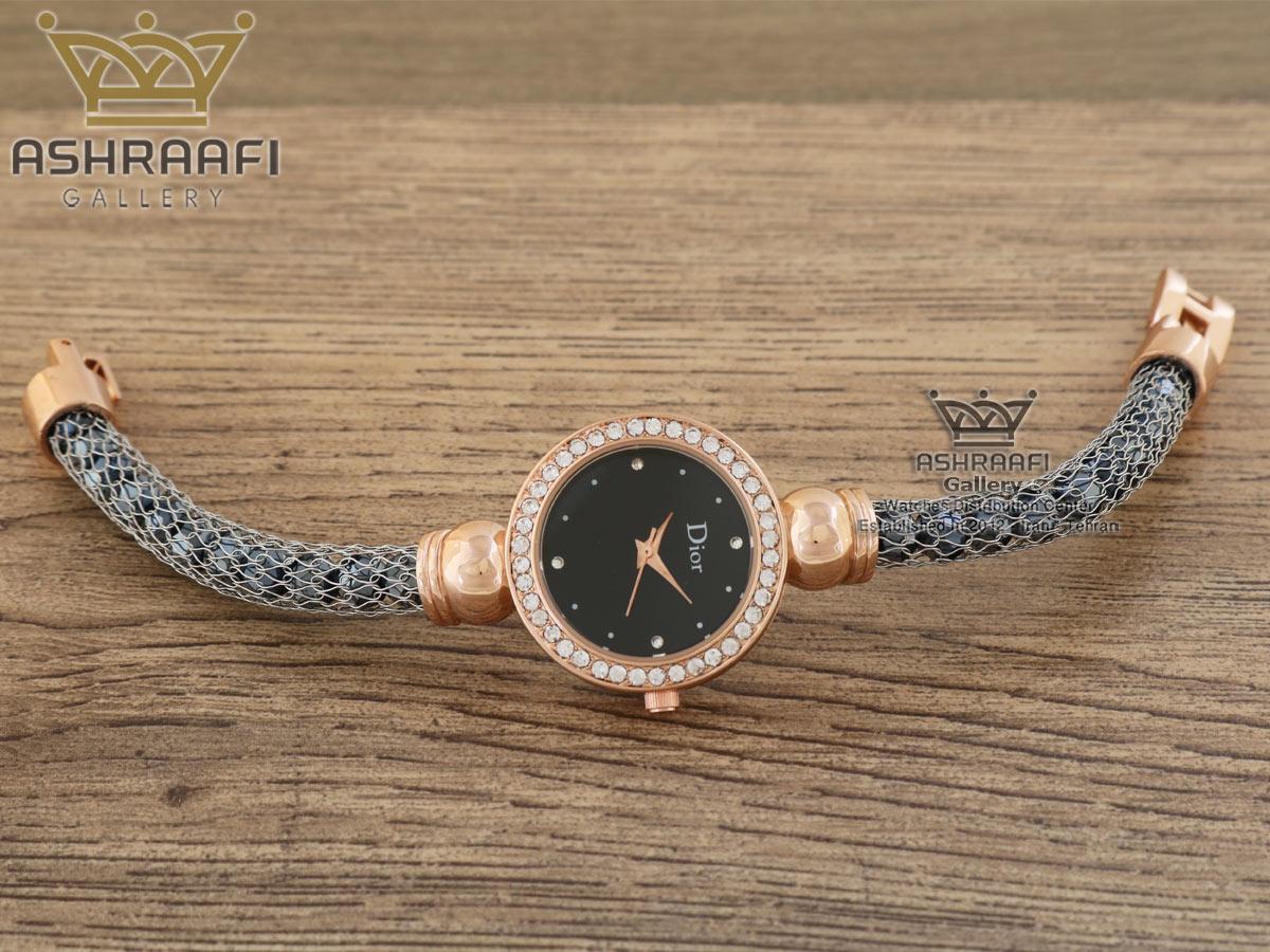 ساعت بند زنجیری دیور Dior 0227