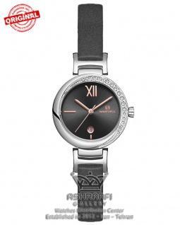 ساعت بند مشکی رنگ Naviforce NF5007L
