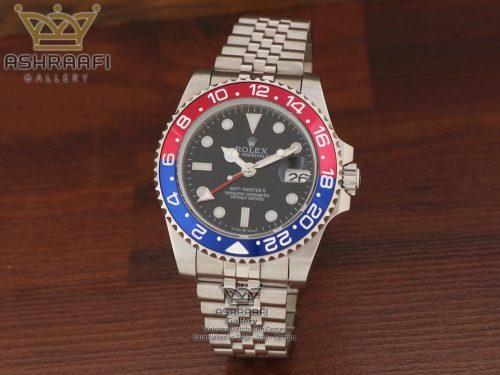 قیمت ساعت رولکس پپسی ROLEX Gmt-Master II-Pepsi