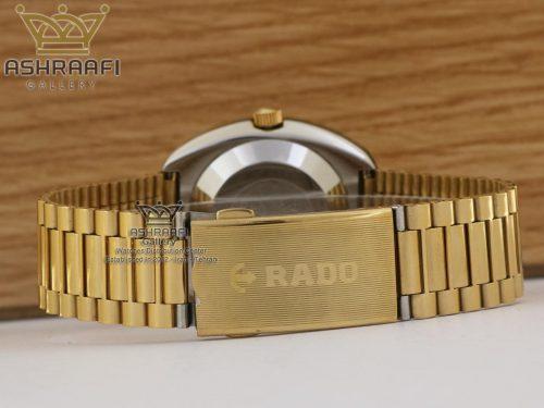 عکس قفل ساعت رادو تخم مرغی کپی Rado Diastar R124B