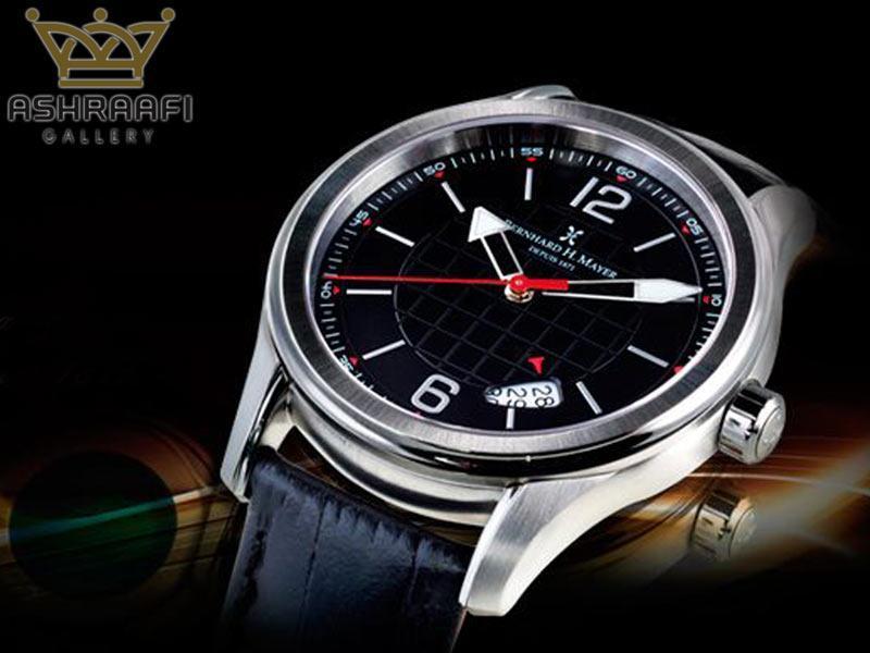 تاریخچه ساعت Bernhard H. Mayer