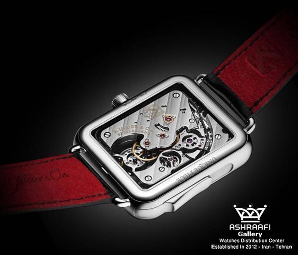 ساعت خاص بدون عقربه H.Moser-02