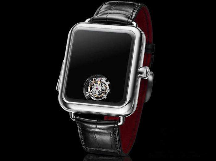 ساعت اتوماتیک بدون عقربه