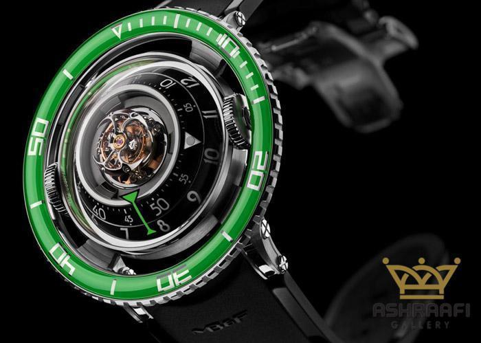 درباره ساعت HM7-Aquapod