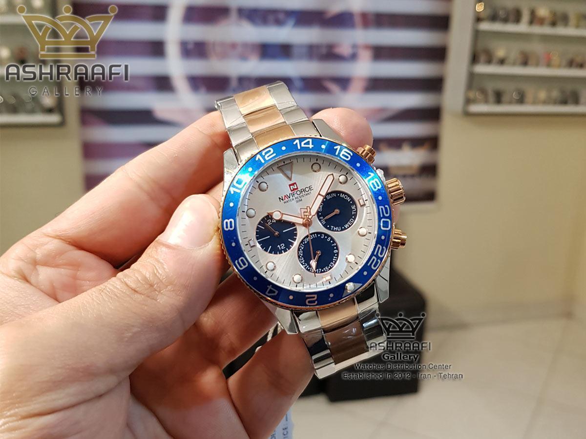 فروش قیمت ساعت Naviforce NF9147M