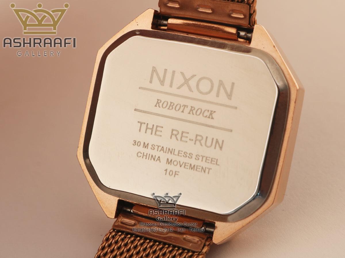 درب پشت ساعت Nixon Robot Rock 10F