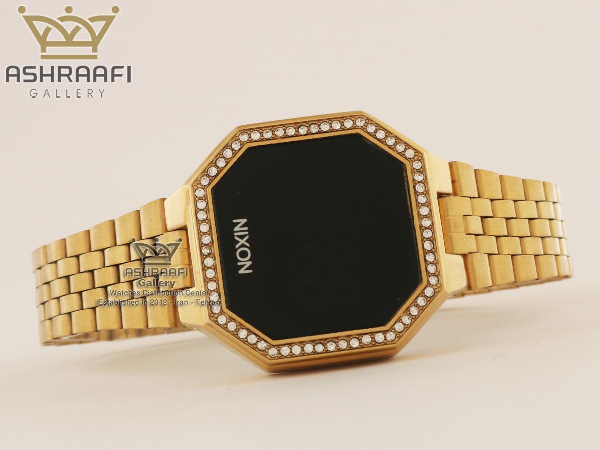قیمت ساعت تاچ زنانه Nixon-Robot-Rock-10F