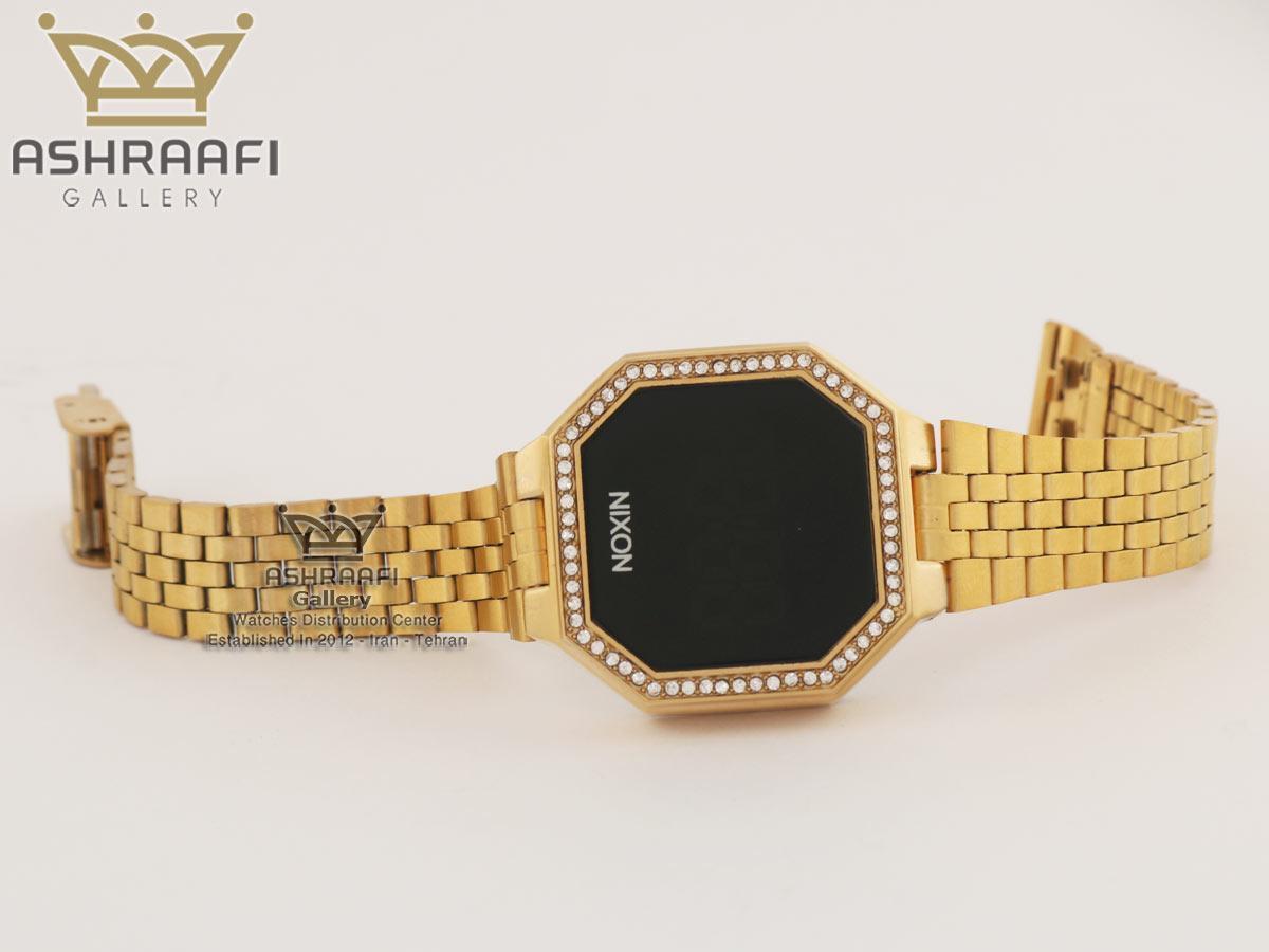 فروش ساعت تاچ زنانه Nixon-Robot-Rock-10F
