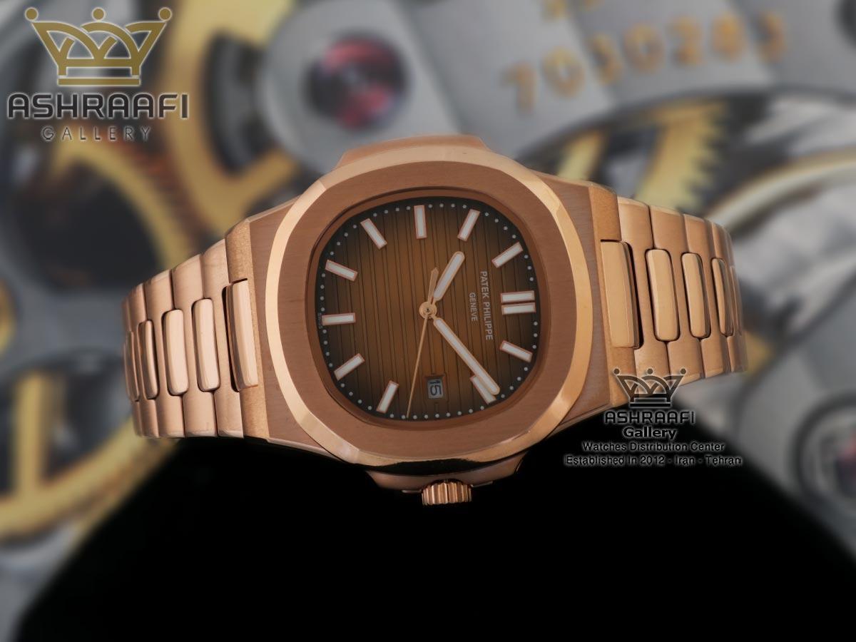 ساعت مچی Patek Philippe Nautilus RR90