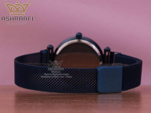 ساعت زنانه دیور بند حصیری بند مگنتی Dior 1801VB