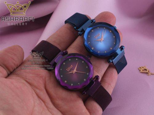 عکس روی دست ساعت Dior-1801VB-06
