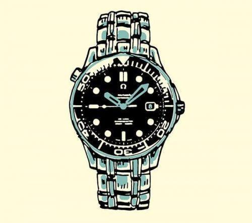 ساعت غواصی