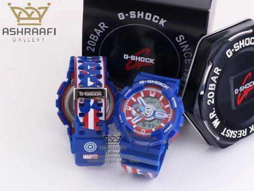 ساعت جی شاک های کپی G-shock GA-110GB7
