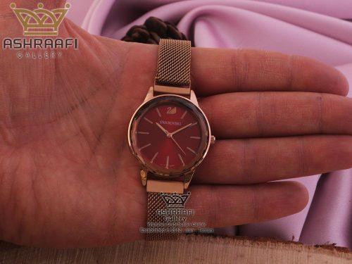 عکس روی دست ساعت Swarovski 10358LRR