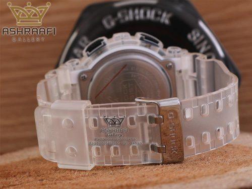 ساعت جی شاک شیشه ای G-shock GA-110RG