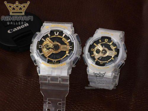 ست بیبی جی و جی شاک G-shock GA-110RG