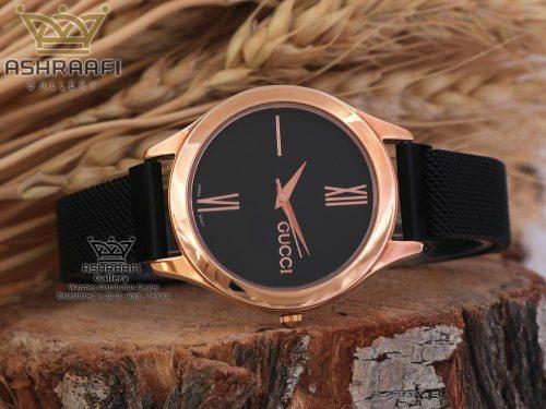 ساعت گوچی بند حصیری Gucci 13507B