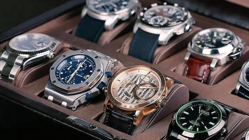 لوکس ترین برندهای ساعت مچی دنیا
