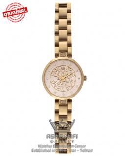 ساعت زنانه طلایی سولیدا Solida S1110L