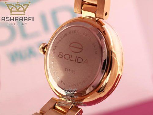 درب پشت ساعت Solida S1110L