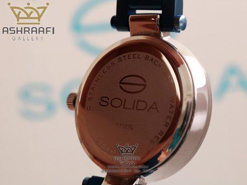 درب پشت ساعت Solida S1127L