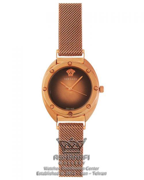 ساعت تمام رزگلد ورساچه Versace A109