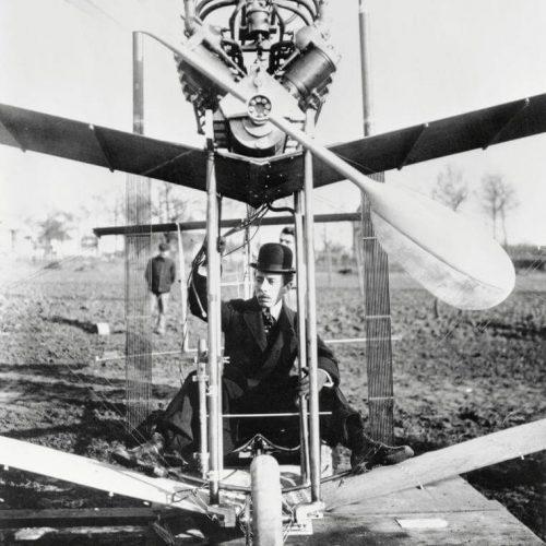 اولین ساعت خلبانی