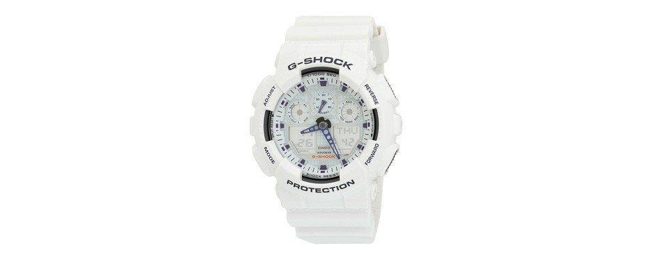 ساعت G-Shock GA100A-7A X-Large