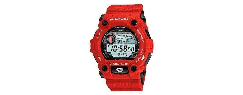 ساعت G-Shock Rescue Concept