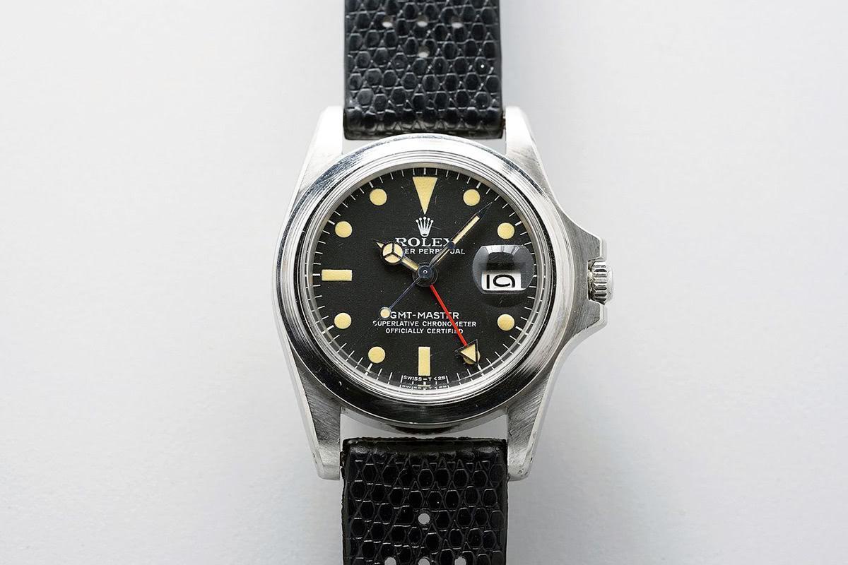 ساعت GMT-Master رولکس